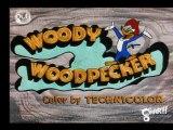 """Woody Woodpecker - """"Woody chasseur de primes"""""""