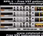 RPS-1 -  Free VST pattern sequencer
