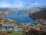 Autour du lac Bleu, Charavines, Paladru, Pays Voironnais.