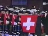 Les tambours de l'armée Suisse   Drums of the Swiss Army