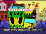 Trailer : BRASIL ANIMADO ( Brésil animé ) de Mariana Caltabiano, Sao Paulo Brésil