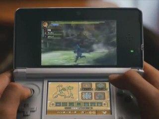Pub japonaise 2 de Monster Hunter 3 Ultimate