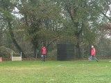 Eclair, Concours d'obéissance en classe 1 du 26/11/2011