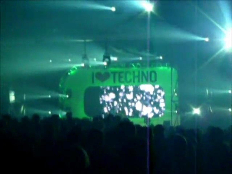 I Love Techno 2011 @ Gent - Flanders Expo (Belgique)