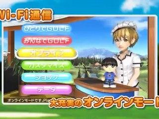 Everybody's Golf 6 - Trailer JAP 2 de Everybody's Golf