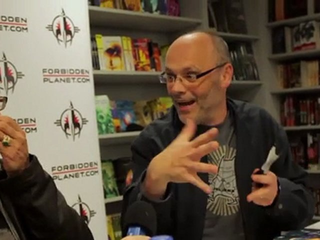 Dan Abnett and Andy Lanning
