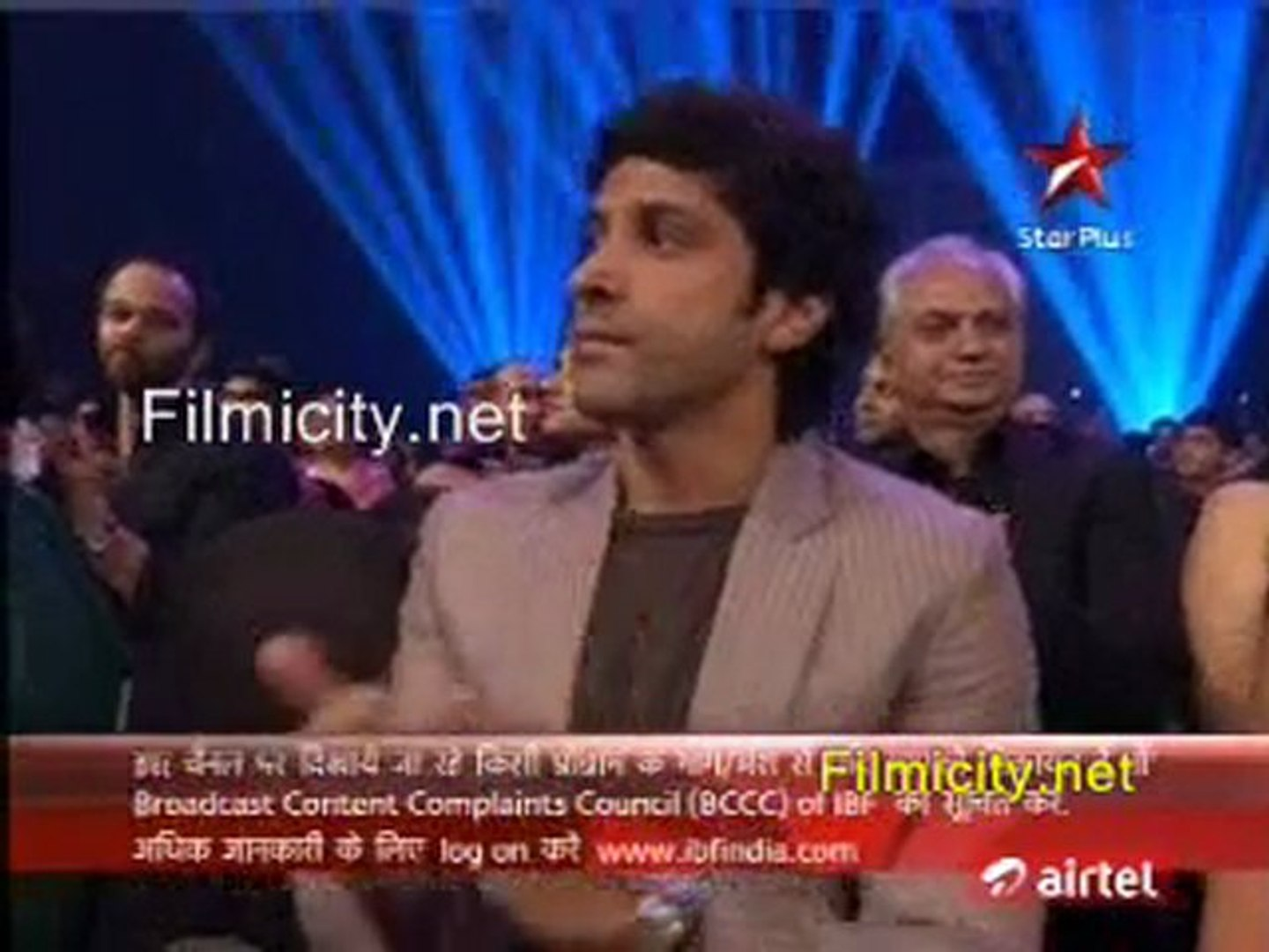 Airtel Super Star Awards 2011 - 27th November 2011 Video Watch - pt9