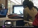 Université de Toulouse Le Mirail teste un mobilier numérique