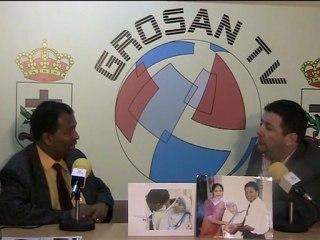 Doctor Sujit en GROSAN TV