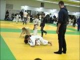 Judo Ennery, catégorie poussin/poussine
