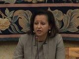 UMP - Marie-Luce Penchard - Introduction à de la convention Outre-mer