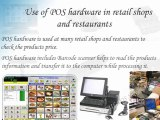 POS hardware POS software things to look when buying point of sale systems