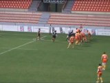 Résumé Stade Toulousain - USAP (espoir)