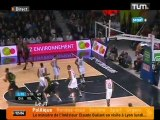 Basket Pro A : Parker et Turiaf quittent l'ASVEL