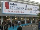 Salon des maires 2011 - Présentation du stand du ministère de l'intérieur