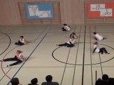 Soirée de gym 2011 - Gym dame danse