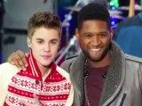 SNTV - Usher On Baby Bieber Saga