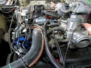 V8 range rover 3.5 en panne