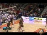Basket Pro A : Gravelines - Le Mans, le résumé (MSB Flash du 05/11)