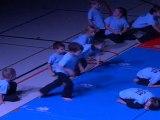 Soirée de gym 2011 - Gym enfantine Vendredi - Tournis coti