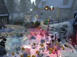 Locations de LEGO Harry Potter : Années 5 à 7