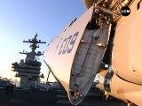 Le plus gros porte-avions du monde à Marseille