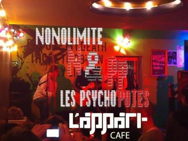 [N&PP] en acoustique @ Appart café
