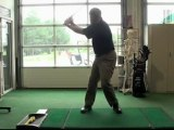 Downswing Focus Sets Up Backswing