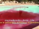 Aquacouleur - Colorant pour piscines / Coloration de piscine - Piscine et Jardin Nord 59 Pas de calais 62