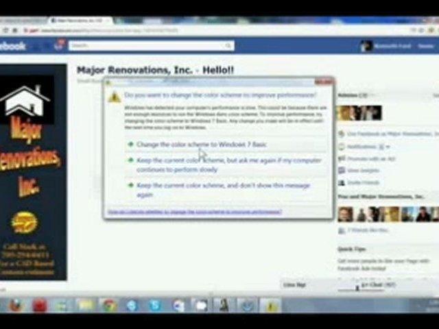 FanPage Security (SSL) | Mass Internet Marketing Media Co