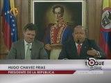 Toque de Diana: Chávez se siente colombiano