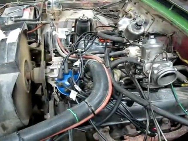 V8 qui fonctionne