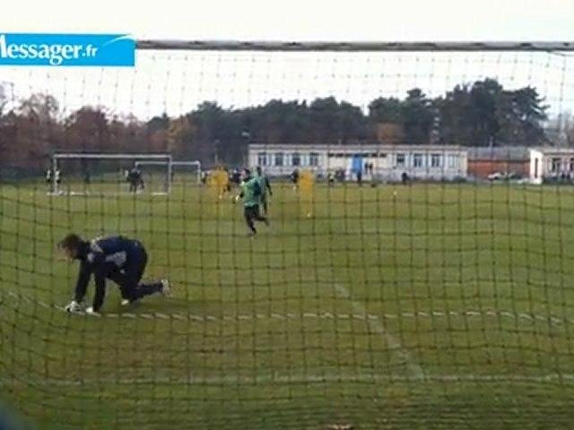 ETG FC : Durand et Westberg font le spectacle (vidéo)