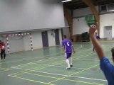 Real AGUILAS A – DREAMTEAM  Championnat 2011-2012 UNCFS GARD Série A – 21 novembre 2011–  7