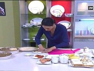 Recette Des Toasts A La Tomates Mozzarella Et Chocolat Bananes