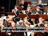 Marmande: concert des Symphonistes d'Aquitaine