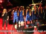 Chimène Badi en Concert Privé France Bleu à Poitiers