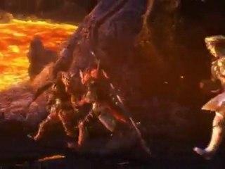 Cinématique d'intro de Monster Hunter 3 Ultimate