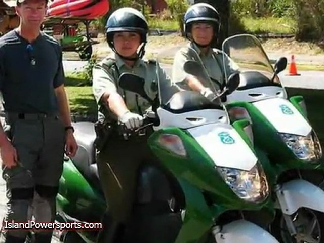 Police Motorcycles!