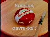 Publicité Fromage Babybel 1996