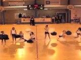 Liévin - ADA basket - QT3 - 10e journée de NM1 saison 2011-2012