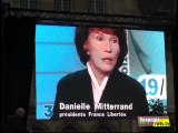 CLUNY OBSEQUES DANIELLE MITTERRAND