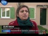 Inauguration de pavillons sociaux à Soisy-sous-Montmorency
