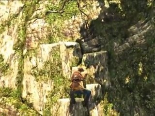 Uncharted Golden Abyss - Trailer 2 Japon de