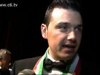 Il miglior sommelier d'Italia è Gabriele Del Carlo