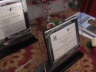 Casalinghe scrittrici premiate al Campidoglio