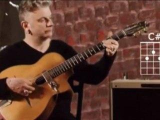 Cours de guitare swing avec Sansévérino