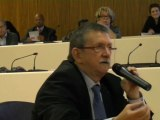 Yvon Dechamps intervient sur la mixité aux rencontres élus, militants, citoyens Déloger la Crise