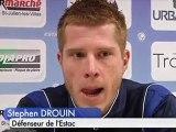 Troyes fait match nul contre Istres (Foot L2)