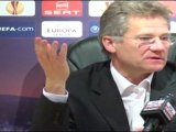 Tottenham vs PAOK - PAOK Post-Match Press Conference